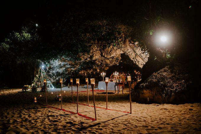 Tropical-themed wedding with Boho inspirations by Amora Bali Weddings - 047