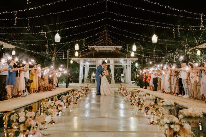 Rita & Ting Wedding by Delapan Bali Event & Wedding - 025