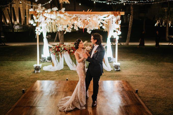 CELINE & PAUL WEDDING by Delapan Bali Event & Wedding - 024