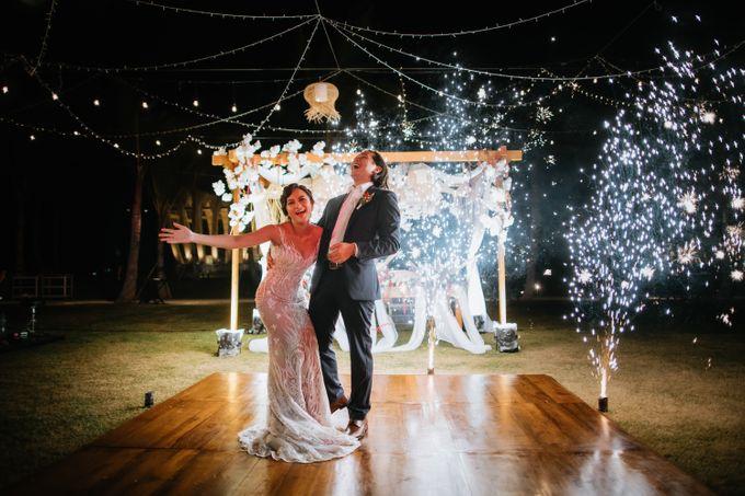 CELINE & PAUL WEDDING by The Apurva Kempinski Bali - 015