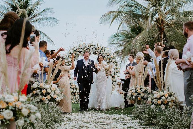 Wedding Kyomi & James by Bali Izatta Wedding Planner & Wedding Florist Decorator - 006