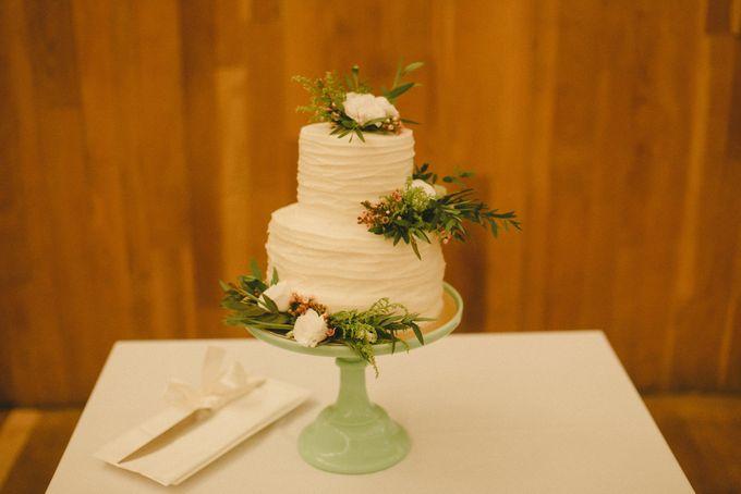Wedding of Suzy & Fergus by Rosette Designs & Co - 028