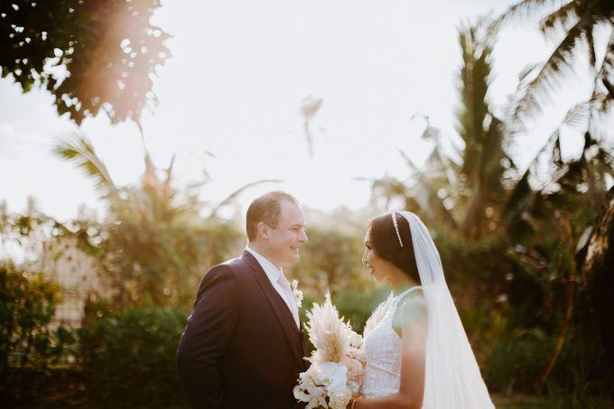 Kiyomi & James Wedding by Delapan Bali Event & Wedding - 018