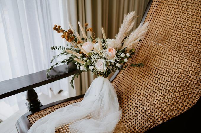 Wedding Sharon & Gera by Bali Izatta Wedding Planner & Wedding Florist Decorator - 005