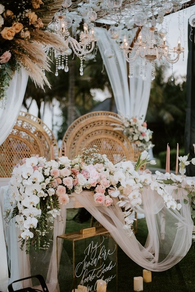 Wedding Kyomi & James by Bali Izatta Wedding Planner & Wedding Florist Decorator - 017