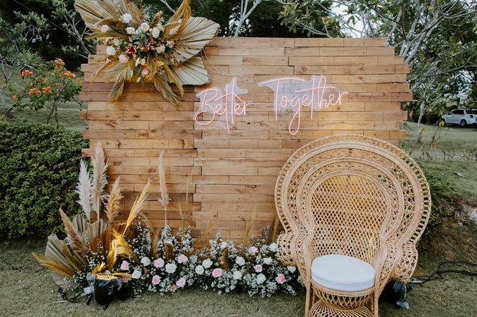 Wedding Sharon & Gera by Bali Izatta Wedding Planner & Wedding Florist Decorator - 006