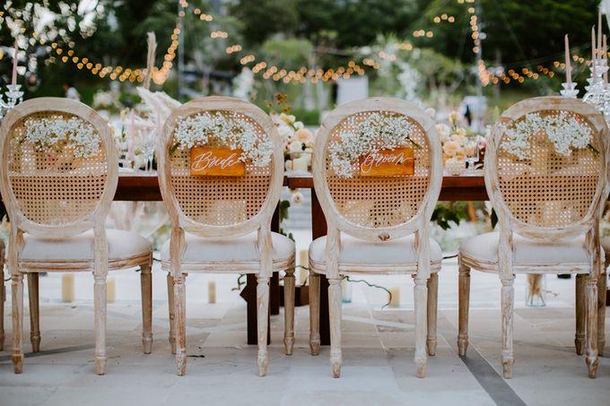 Wedding Sharon & Gera by Bali Izatta Wedding Planner & Wedding Florist Decorator - 007