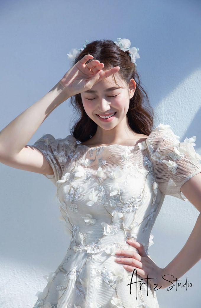 WHITE LOVE CONCEPT by Korean Artiz Studio - 006