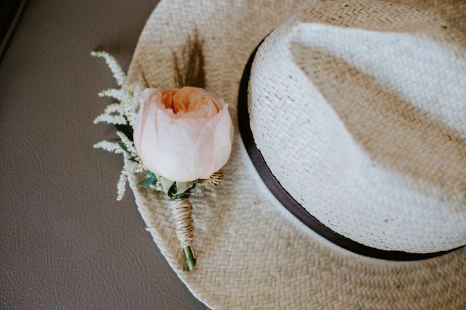 Wedding Sharon & Gera by Bali Izatta Wedding Planner & Wedding Florist Decorator - 004