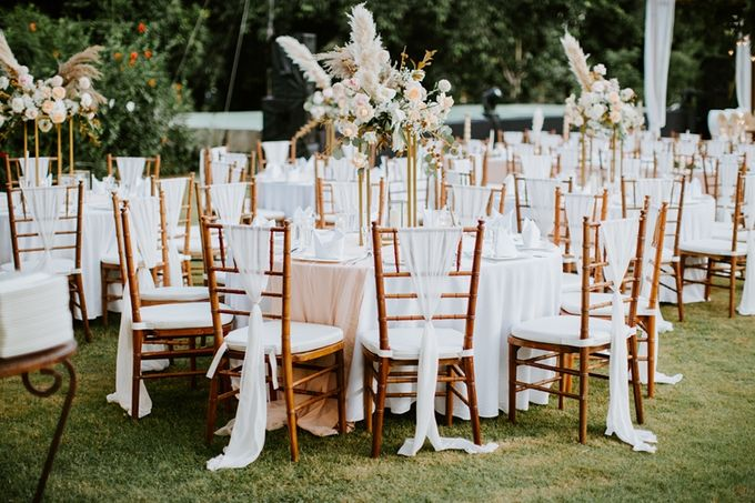 Wedding Sharon & Gera by Bali Izatta Wedding Planner & Wedding Florist Decorator - 009