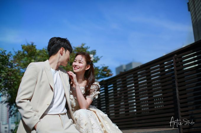 WHITE LOVE CONCEPT by Korean Artiz Studio - 008
