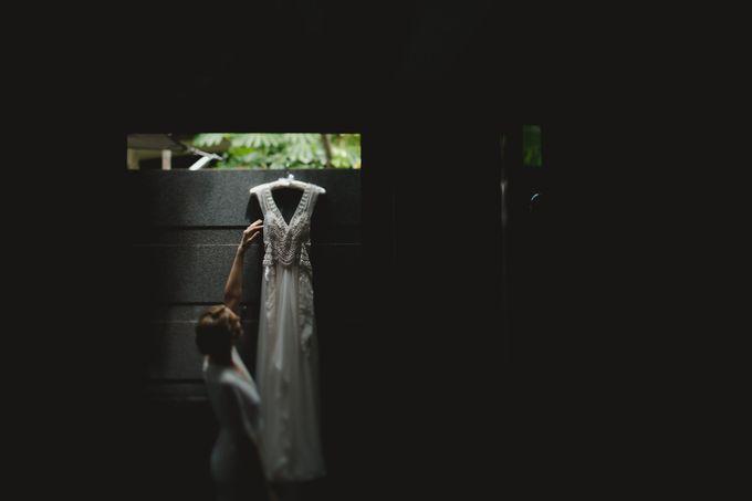Wedding of Suzy & Fergus by Rosette Designs & Co - 004