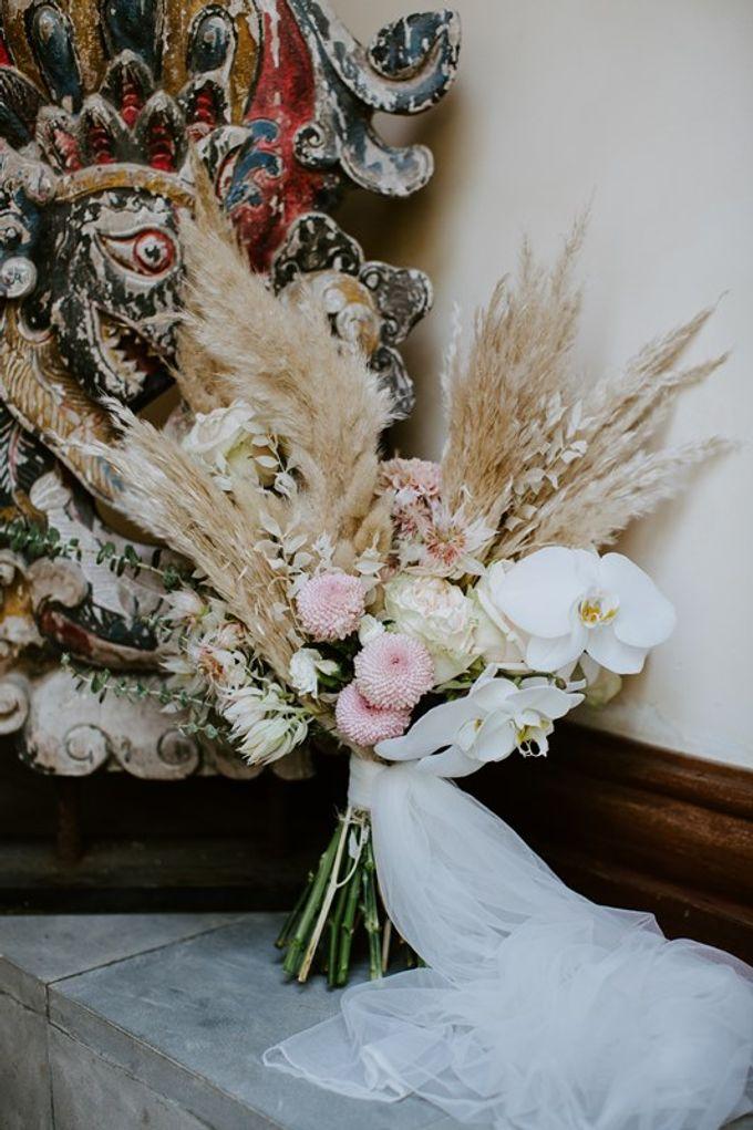 Wedding Kyomi & James by Bali Izatta Wedding Planner & Wedding Florist Decorator - 001