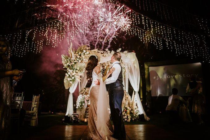 Wedding Kyomi & James by Bali Izatta Wedding Planner & Wedding Florist Decorator - 012