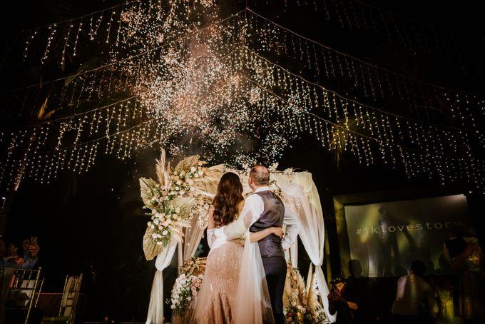 Kiyomi & James Wedding by Delapan Bali Event & Wedding - 022