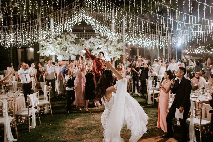 Wedding Kyomi & James by Bali Izatta Wedding Planner & Wedding Florist Decorator - 009