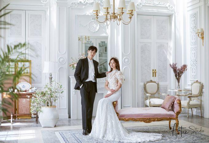 WHITE LOVE CONCEPT by Korean Artiz Studio - 010