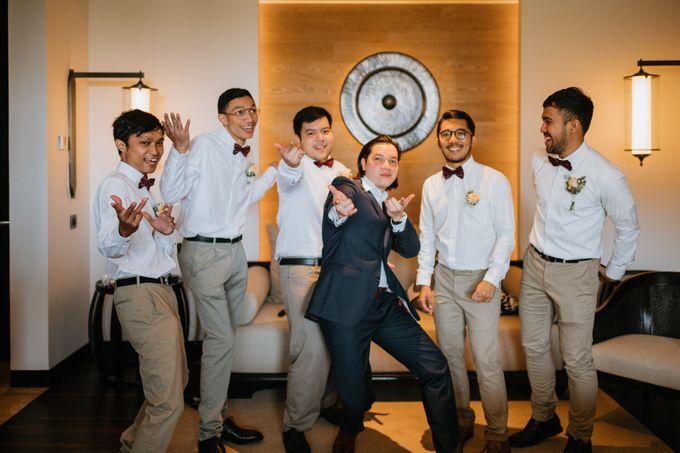 CELINE & PAUL WEDDING by Delapan Bali Event & Wedding - 027