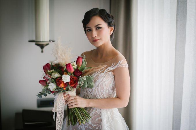 CELINE & PAUL WEDDING by Delapan Bali Event & Wedding - 005