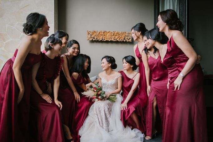 CELINE & PAUL WEDDING by Delapan Bali Event & Wedding - 007