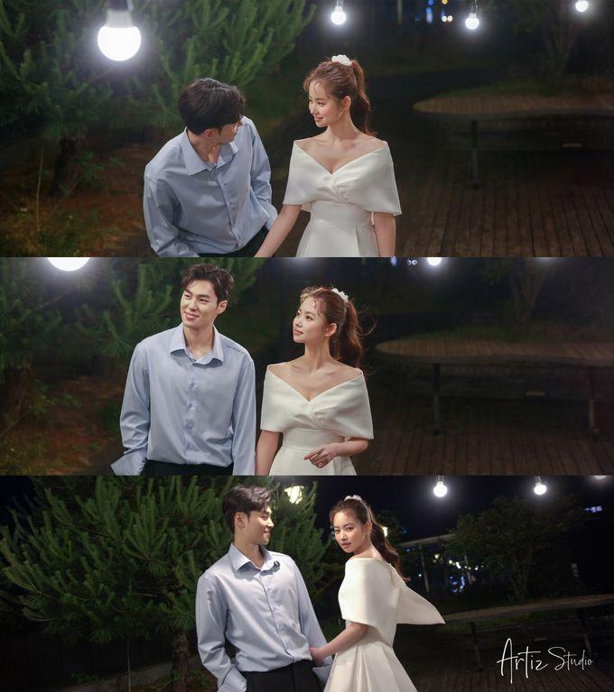 WHITE LOVE CONCEPT by Korean Artiz Studio - 012