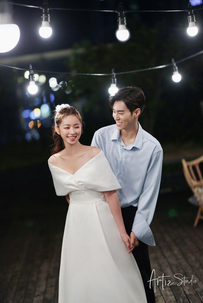 WHITE LOVE CONCEPT by Korean Artiz Studio - 013