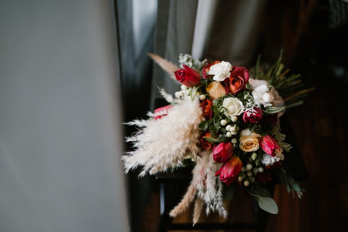 CELINE & PAUL WEDDING by Delapan Bali Event & Wedding - 032