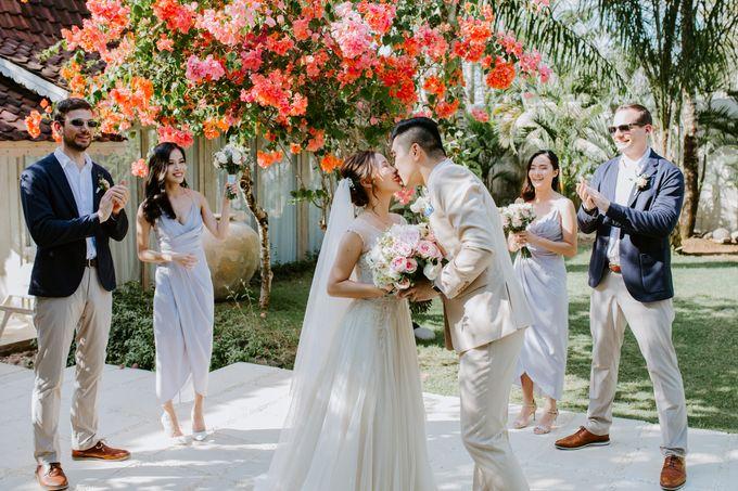 Rita & Ting Wedding by Delapan Bali Event & Wedding - 019