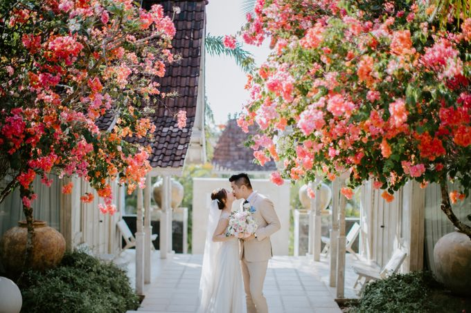 Rita & Ting Wedding by Delapan Bali Event & Wedding - 020