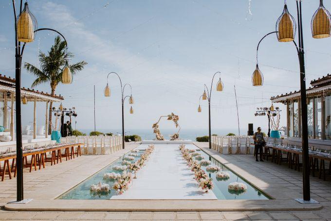 Rita & Ting Wedding by Delapan Bali Event & Wedding - 012