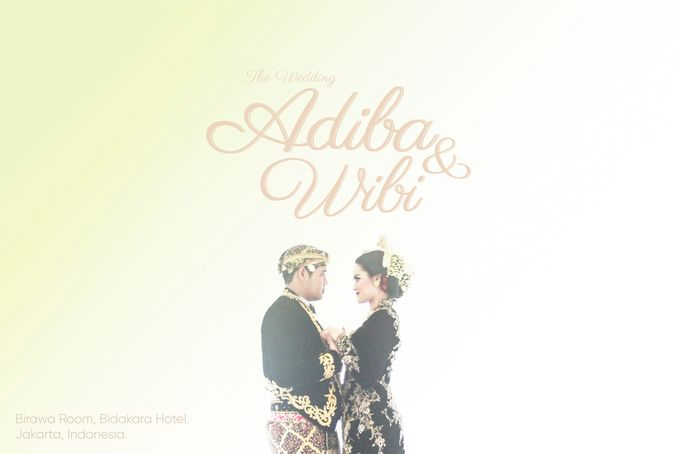 ADIBA & WIBI | WEDDING by Kotak Imaji - 001