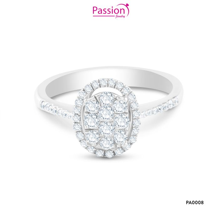 Engagement ring by Passion Jewelry - 010