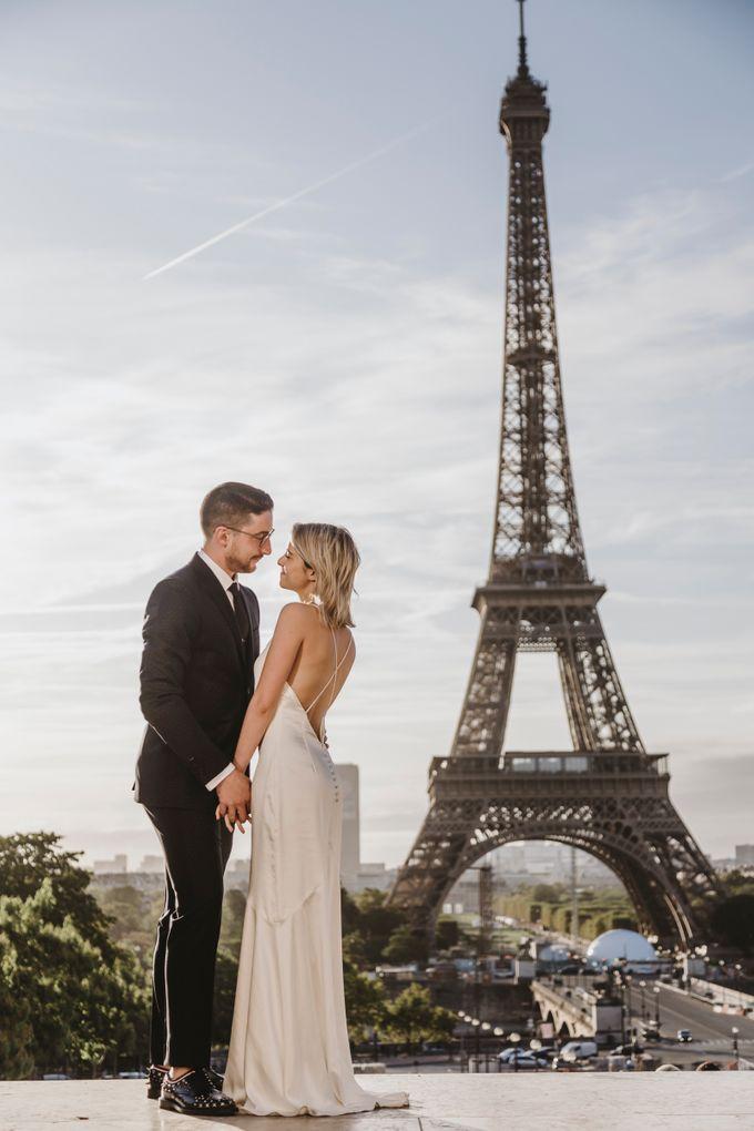 Paris Engagement Photoshoot  -  Fevrier Photography by Février Photography   Paris Photographer - 005