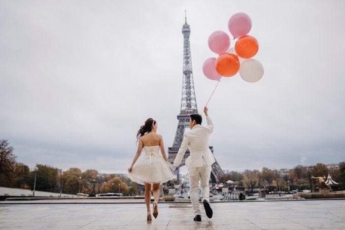 Paris Pre Wedding by Février Photography   Paris Photographer - 004