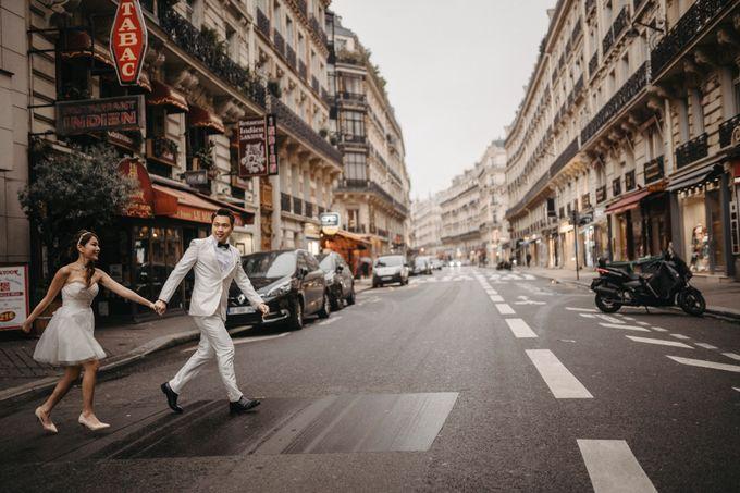 Paris Pre Wedding by Février Photography   Paris Photographer - 005