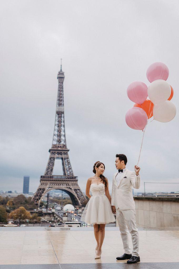 Paris Pre Wedding by Février Photography   Paris Photographer - 002