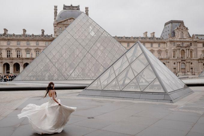 Paris Pre Wedding by Février Photography   Paris Photographer - 007