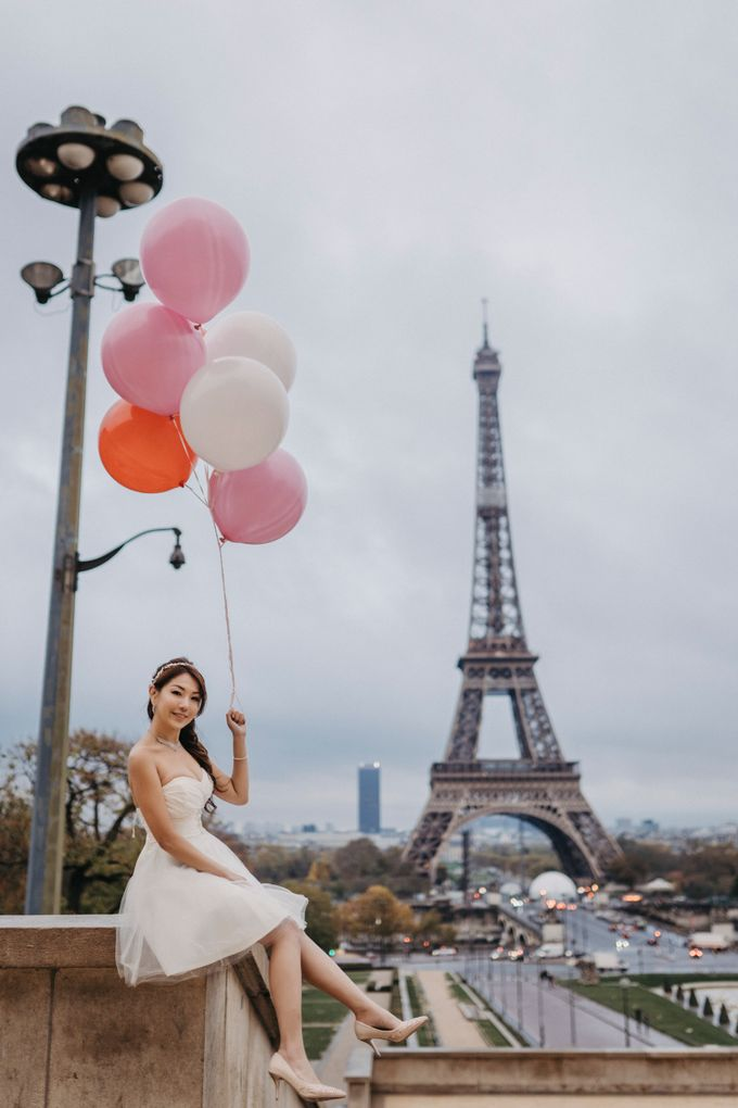 Paris Pre Wedding by Février Photography   Paris Photographer - 003