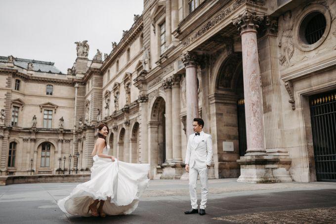 Paris Pre Wedding by Février Photography   Paris Photographer - 009