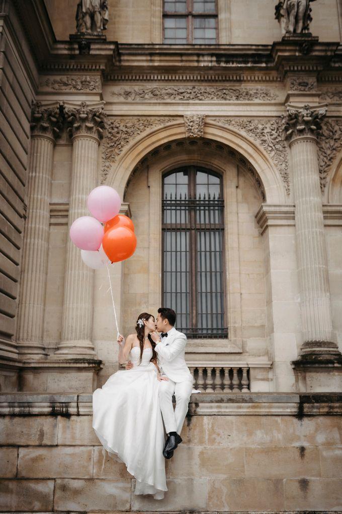 Paris Pre Wedding by Février Photography   Paris Photographer - 010