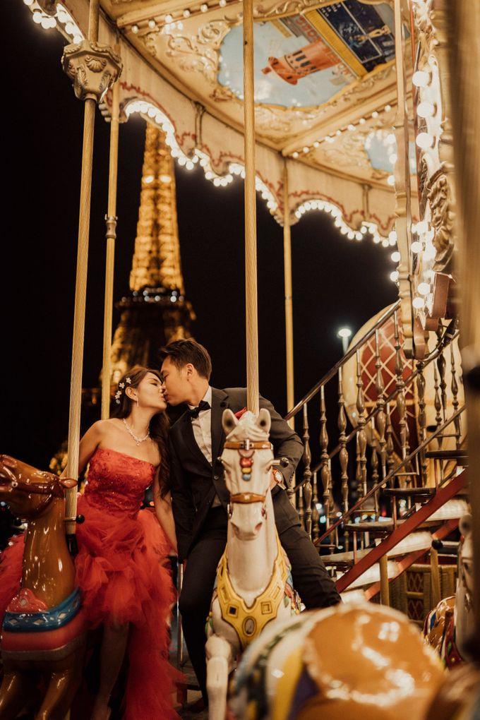 Paris Pre Wedding by Février Photography   Paris Photographer - 011
