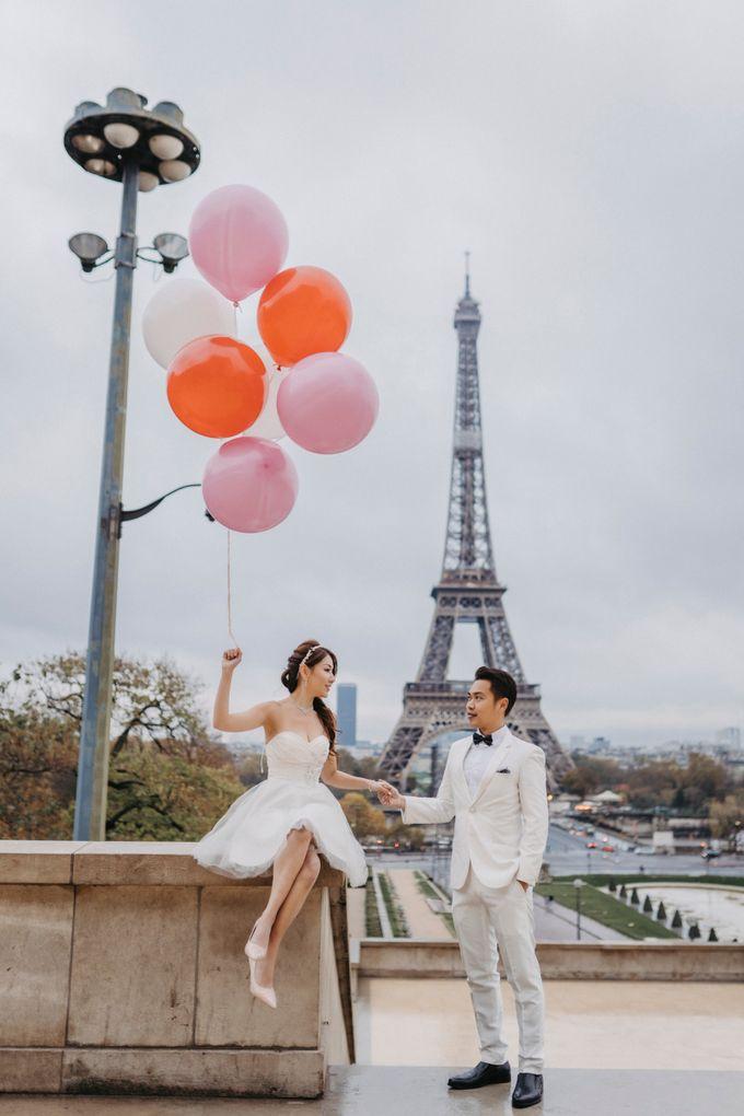 Paris Pre Wedding by Février Photography   Paris Photographer - 001
