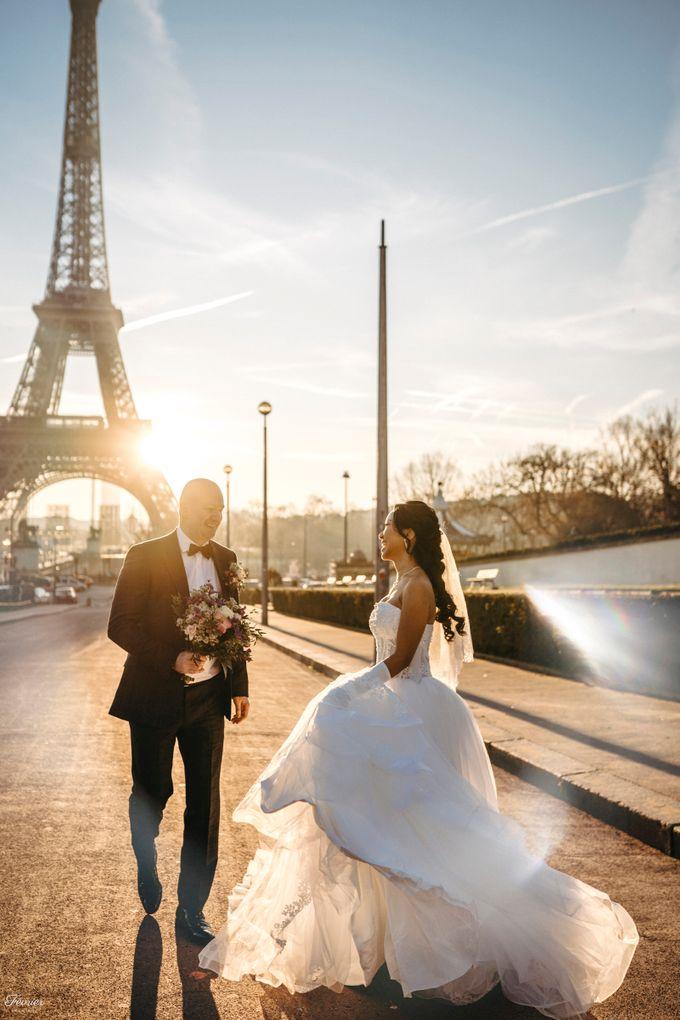 Exclusive Paris Pre Wedding Photo Shoot at Château de Fontainebleau by Février Photography   Paris Photographer - 031