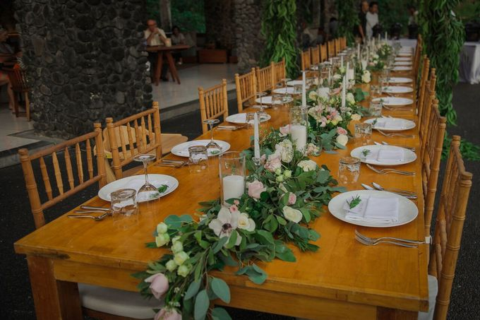 Sweet Garland Dinner by CITTA Wedding - 046