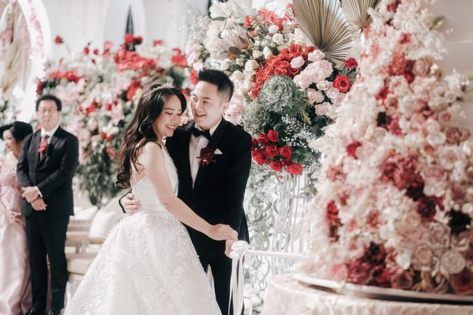 The Wedding of Dimitri & Amanda by PRIVATE WEDDING ORGANIZER - 001