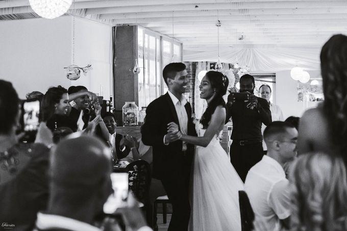 Beautiful Wedding In France - Fevrier Photography by Février Photography | Paris Photographer - 011