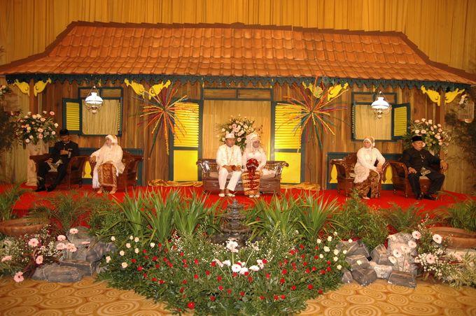Pernikahan Adat by The Palms Ballroom - 003