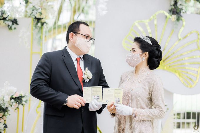New  Normal Wedding Ceremony by ALVIN PHOTOGRAPHY - 011