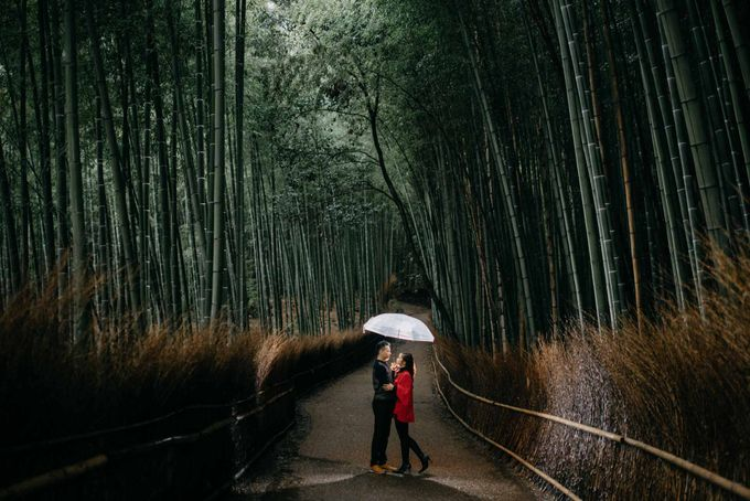 Ditto & Silvy Prewedding by Dhika by MA Fotografia - 001