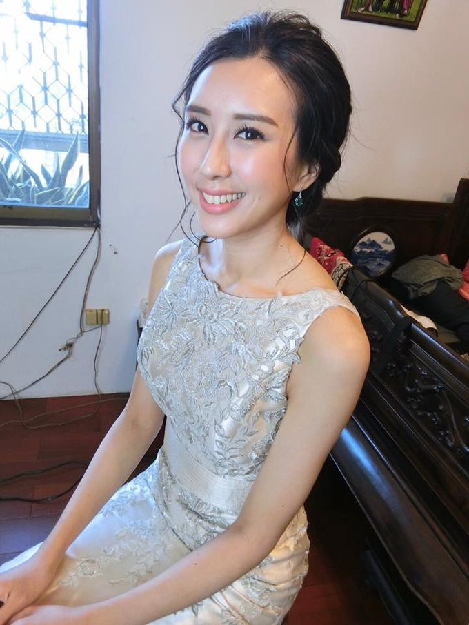 Malacca Make up and hairdo for wedding by MEB Entertainments - 003